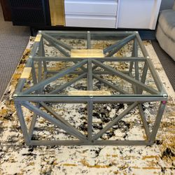 Brand New Glass Coffee Table!! Financing& Delivery Available! for Sale in Des Plaines,  IL