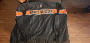 Harley davidson mesh 3xl riding jacket for Sale in Victoria, TX