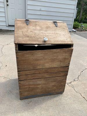Antique Coffee bin for Sale in Wichita, KS