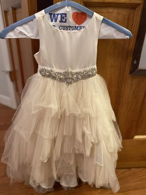 Flower Girl Dress - Size 3t and Size 6 for Sale in New York, NY
