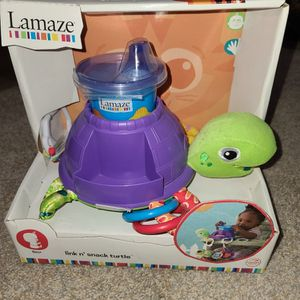 Toddler Snack Tray Turtle for Sale in Rancho Cucamonga, CA