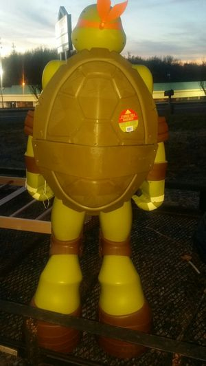 Life size ninja turtle for Sale in Lynchburg, VA