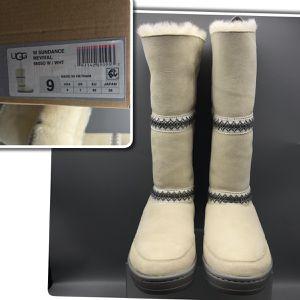 Ugg Sundance Revival Women's Warm Boots 9 for Sale in Middletown, NJ