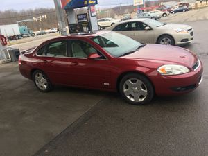 Rare 07 Chevy Impala SS Super Sport for Sale in Pittsburgh, PA