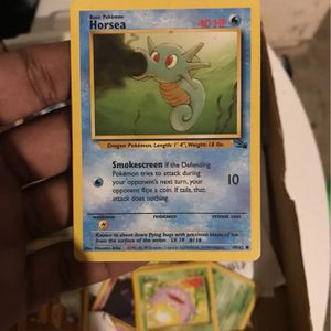 Horsea Pokémon for Sale in Douglasville, GA