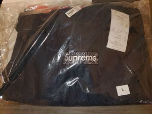 Supreme Bandana Box Logo Sweatshirt Size L for Sale in San Gabriel, CA