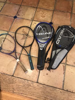 Head tennis rackets for Sale in Cedarhurst, NY
