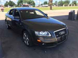 2008 Audi A6 S-Line for Sale in Austin, TX