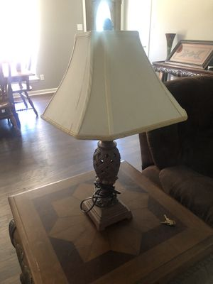 Side table lamp for Sale in Prattville, AL