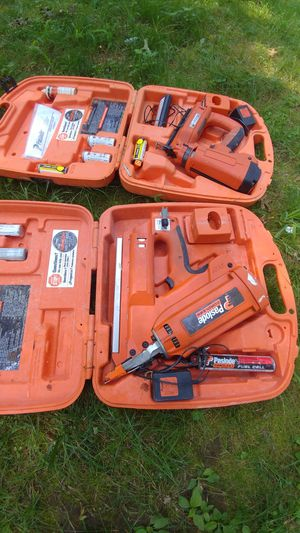 16 gauge and framing nail guns for Sale in Laurel, MD