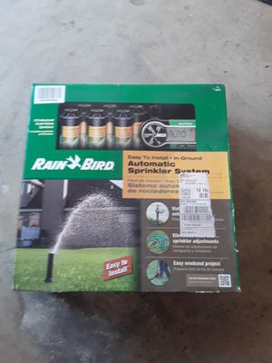 Rain Bird Easy to Install in Ground Automatic Sprinkler System for Sale in San Antonio, TX