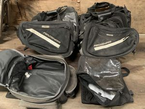 Motorcycle saddle bags and tank bags for Sale in Covington, WA