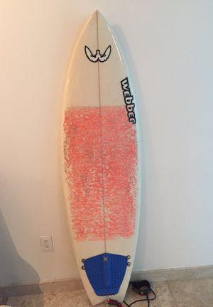 "Webber 6'3"" Fish Surfboard for Sale in Miami, FL"