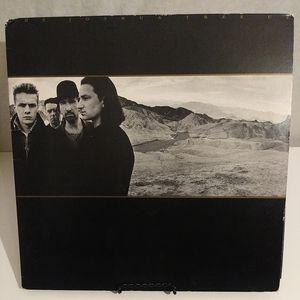 U2 - The Joshua Tree - Vinyl/Lp/Record for Sale in Kent, WA