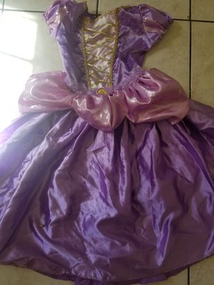 Rapunzel costume size 7/8 for Sale in Humble, TX