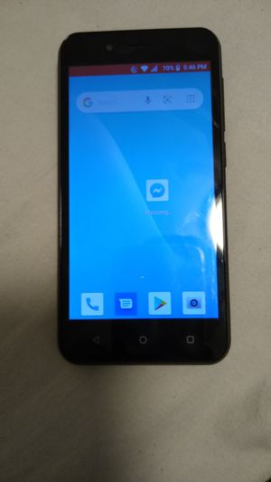 BRAND NEW ANDROID GOVERNMENT PHONE IT HAS THE CHARGER for Sale in Gibsonton, FL