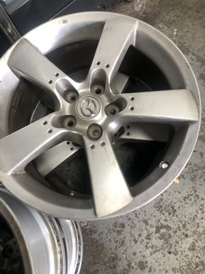Rx8 Mazda rims factory for Sale in Edgewater, MD