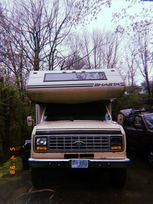 1986 shasta. Ford e350 460 for Sale in Athol, MA