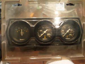 Sunpro gauge panel for Sale in Glenville, MN