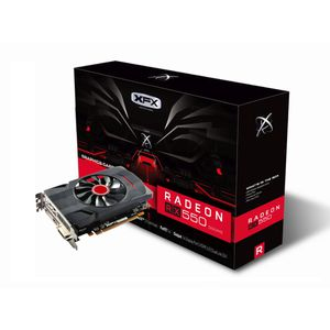 XFX Radeon RX 550 4GB DDR5 for Sale in Mercer Island, WA