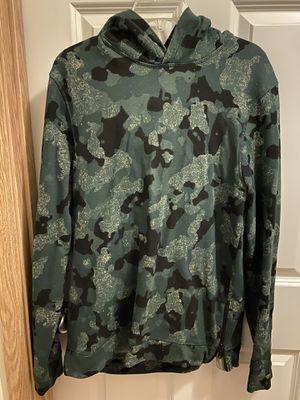 John Varvatos hooded sweatshirt - size medium - lightly worn for Sale in Snohomish, WA