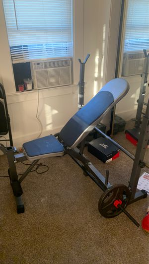 Weight bench for Sale in Fairfield, CA