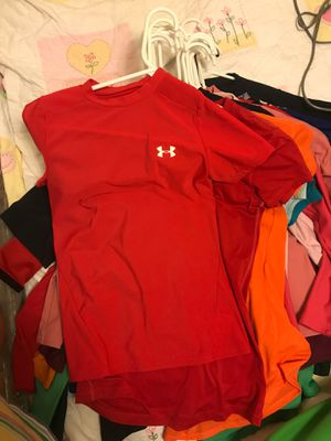 Under Armour Short/Long Sleeve Shirts for Sale in Lakewood, CO