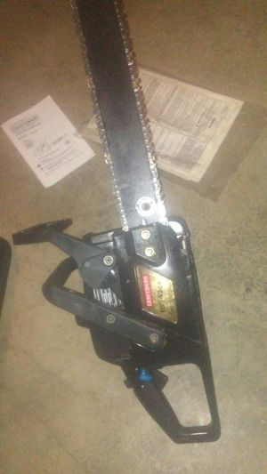 Craftsman 358 chainsaw for Sale in Portland, OR