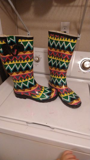 Rain boots for Sale in League City, TX