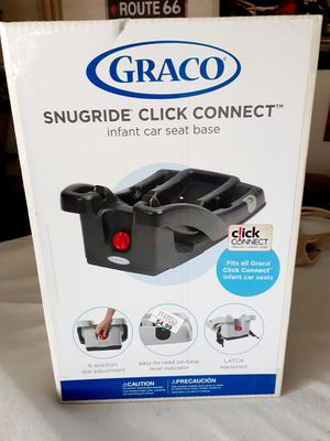 NEW Graco Click Connect car seat base for Sale in Riverside, CA