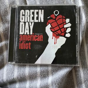 American Idiot Green Day CD for Sale in Fresno, CA