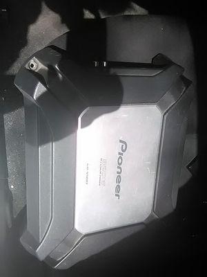 Pioneer jbl car audio system for Sale in US