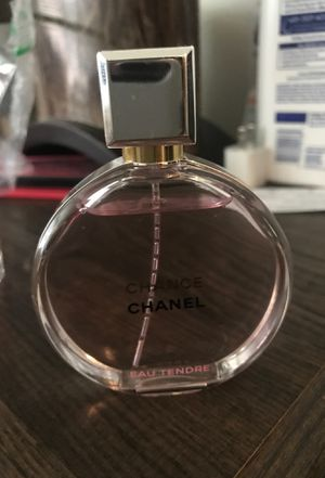 Chanel chance perfume for Sale in Cleveland, OH