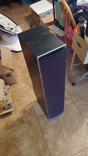 Polk audio rt18 floor standing speaker for Sale in Peoria, AZ