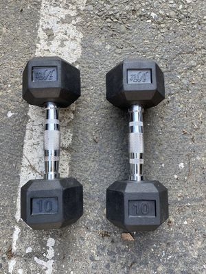 SET OF 10LB WEIGHTS for Sale in Walnut Creek, CA