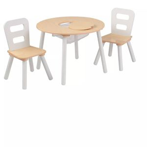 New kids set of Round Table and 2 Chair for Sale in Chicago, IL