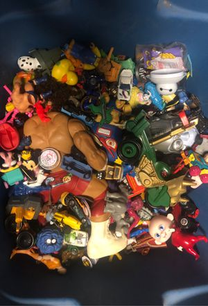 Random Action figures/ weapons for Sale in La Puente, CA