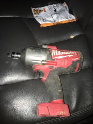 Milwaukee 1/2 Fuel torque wrench for Sale in El Cajon, CA