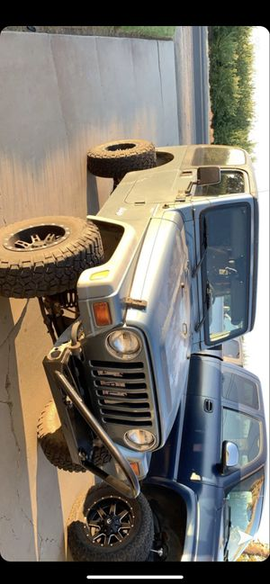 Jeep Tj for Sale in Tracy, CA