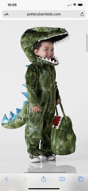 T-REX 3T Halloween Costume Pottery Barn Kids for Sale in Minneapolis, MN
