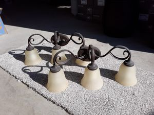 Vanity light fixtures for Sale in Lebanon, TN