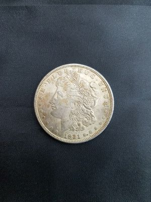 1921 Morgan Silver Dollar Coin for Sale in East Los Angeles, CA