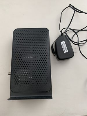 Netgear Modem Router for Sale in Columbus, OH