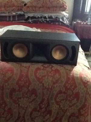 Klipsch Center Speaker for Sale in Rockville, MD