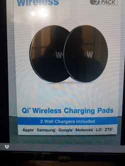 ULTRA SLIM JUST WIRELESS CHARGING PADS for Sale in Saddle Brook,  NJ