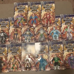 Funko DC Primal Age Complete Collection! for Sale in Puyallup, WA