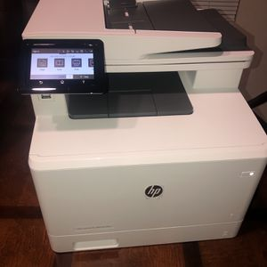 Impresora láser inalámbrica HP Color Laserjet Pro multifunciional M479fdw for Sale in Miami, FL