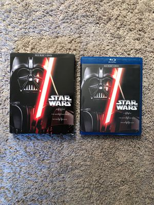 Star Wars: Original Trilogy Collection for Sale in Tampa, FL