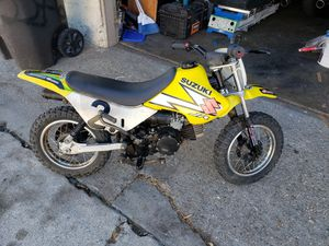 Dirt bike jr 50cc for Sale in Signal Hill, CA
