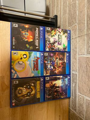 PS4 games for Sale in Grove City, OH